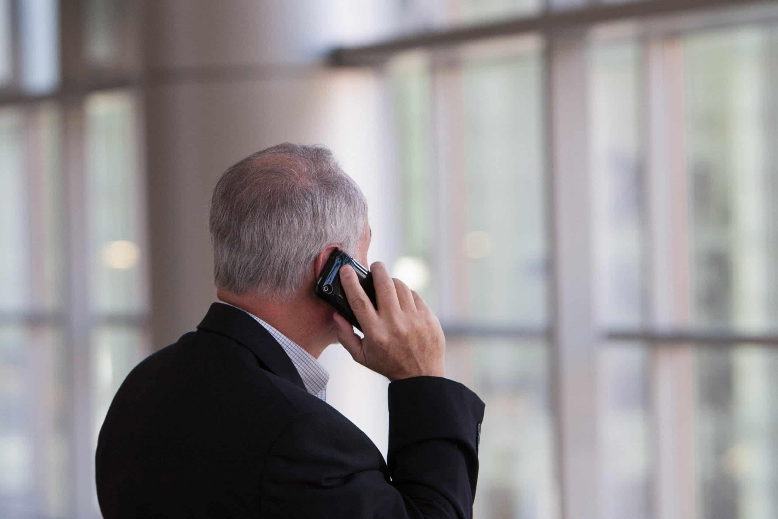 Inside data customer communications